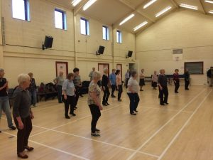 Line Dancing @ Ainsdale Lunch & Leisure | England | United Kingdom