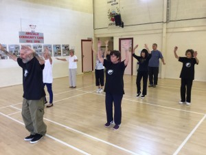 Tai Chi @ Ainsdale Lunch  and Leisure