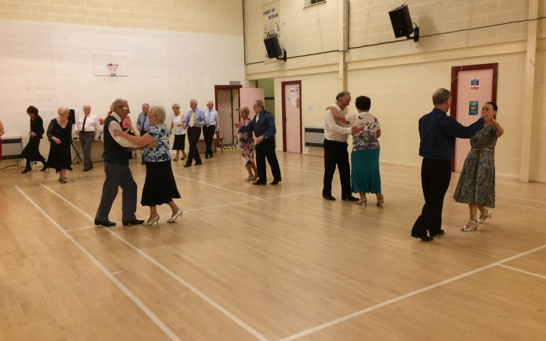 Sequence and Ballroom Dancing
