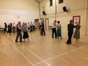 Sequence and Ballroom Dancing @ Ainsdale Lunch and Leisure