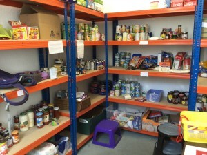 Foodbank @ Ainsdale Lunch and Leisure